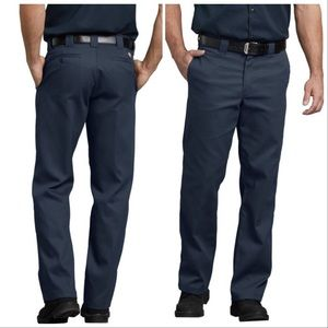 Dickies | Classic Fit Navy Blue Pants
